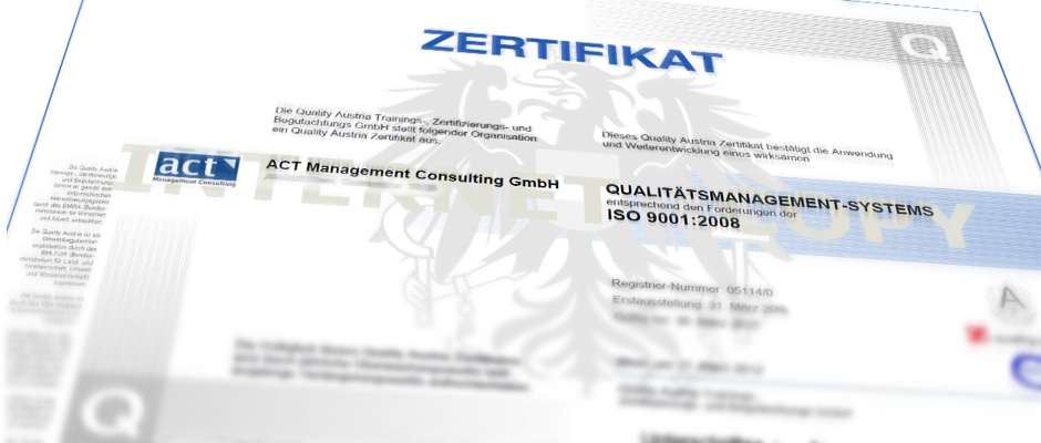 act QMS Zertifikat2